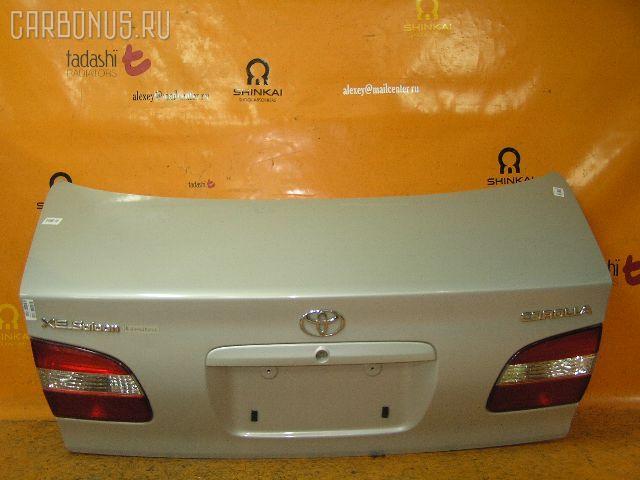 Крышка багажника TOYOTA COROLLA AE114. Фото 5