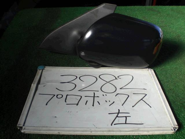 Зеркало двери боковой TOYOTA PROBOX NCP50V. Фото 8