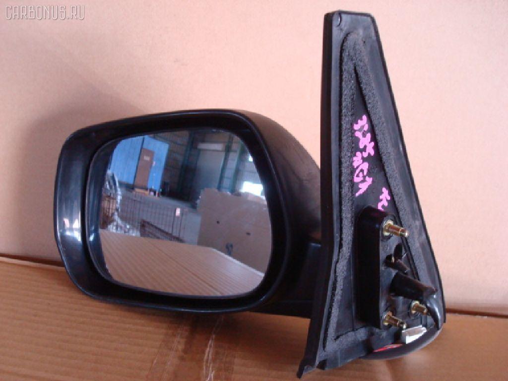 Зеркало двери боковой TOYOTA COROLLA SPACIO NZE121N. Фото 6