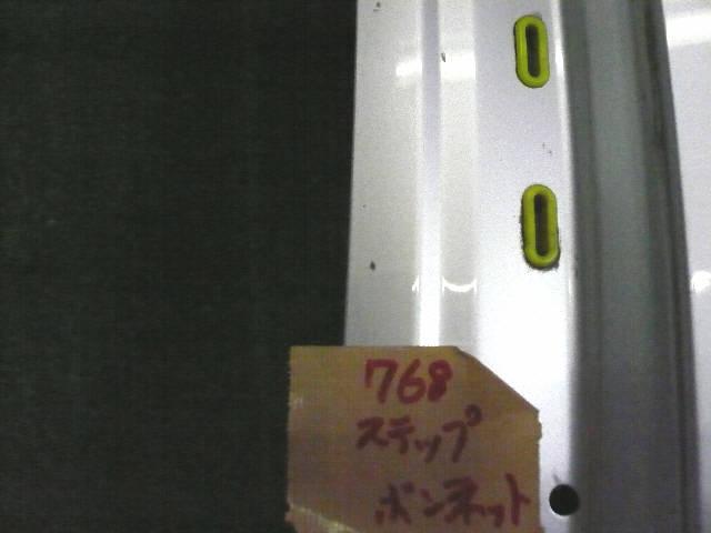 Капот HONDA STEP WGN RF3. Фото 4