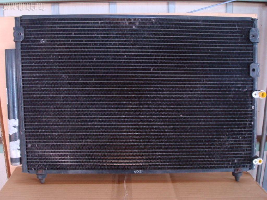Радиатор кондиционера TOYOTA PROGRES JCG10 1JZGE. Фото 2