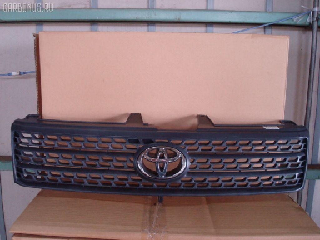 Решетка радиатора TOYOTA PROBOX NCP50V. Фото 4