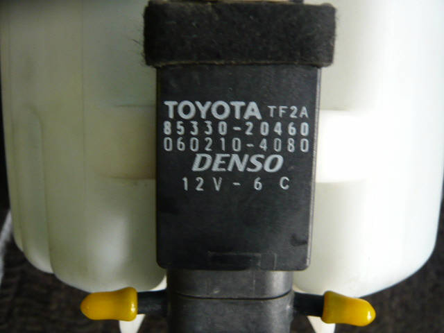 Бачок омывателя TOYOTA PORTE NNP11. Фото 5