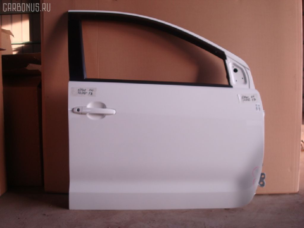 Дверь боковая TOYOTA IST NCP65. Фото 2
