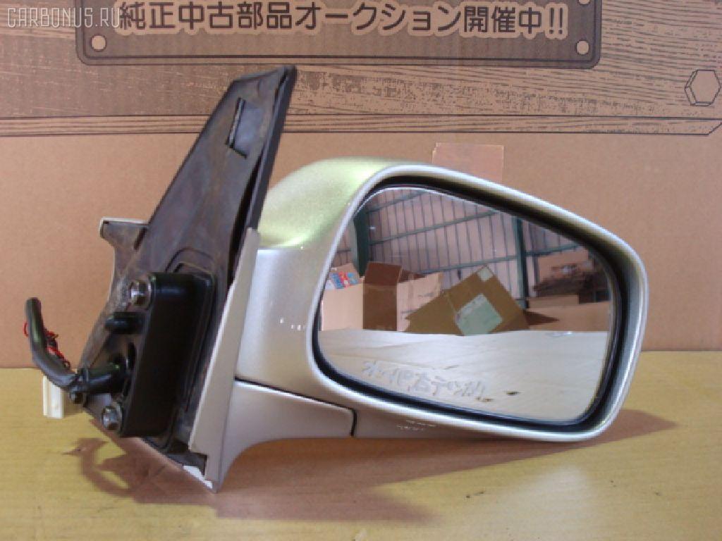 Зеркало двери боковой TOYOTA OPA ACT10. Фото 11