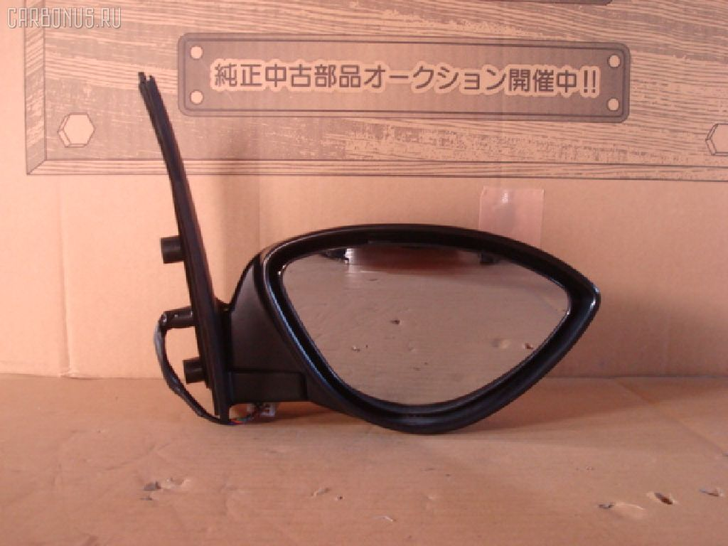 Зеркало двери боковой SUBARU R2 RC1. Фото 6