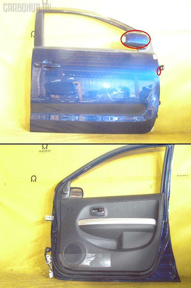 Дверь боковая TOYOTA IST NCP65. Фото 5