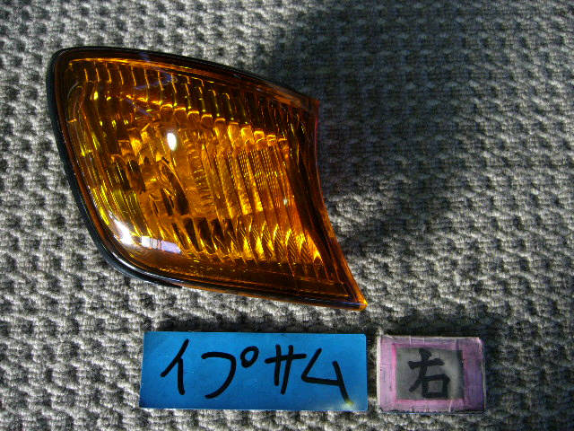 Поворотник к фаре TOYOTA IPSUM SXM10G. Фото 8