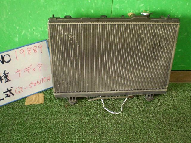 Радиатор ДВС TOYOTA NADIA SXN15 3S-FE. Фото 3