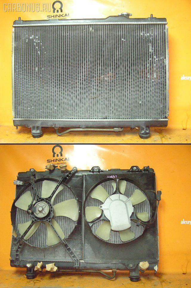 Радиатор ДВС TOYOTA NADIA SXN15 3S-FE. Фото 1