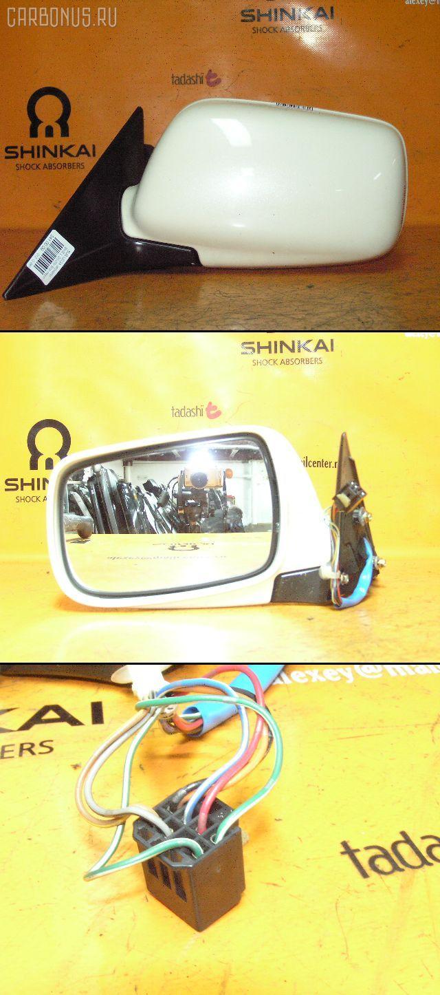 Зеркало двери боковой SUBARU LEGACY LANCASTER BHE. Фото 1