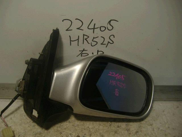 Зеркало двери боковой SUZUKI CHEVROLET CRUZE HR52S. Фото 3