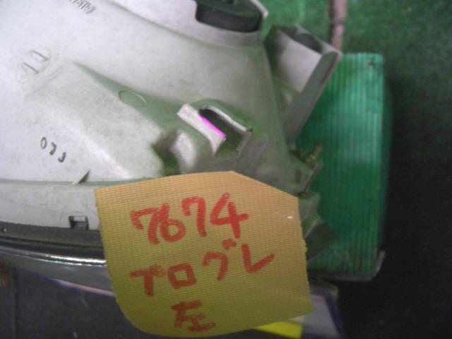 Фара TOYOTA PROGRES JCG10. Фото 11