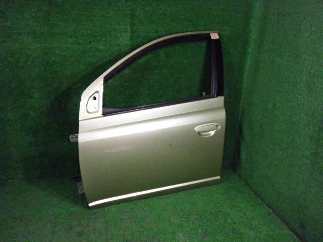 Дверь боковая TOYOTA PLATZ NCP12. Фото 8