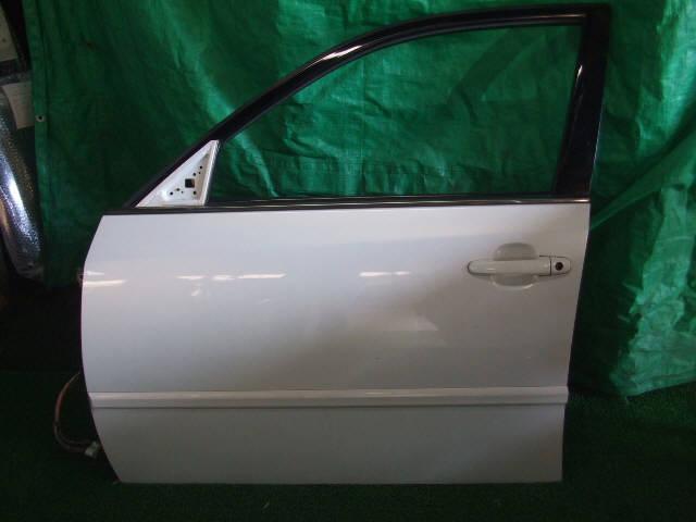 Дверь боковая TOYOTA MARK II JZX110. Фото 5