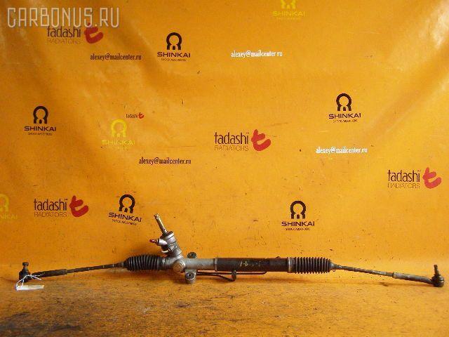 Рулевая рейка SUBARU LEGACY BL5 EJ20. Фото 7