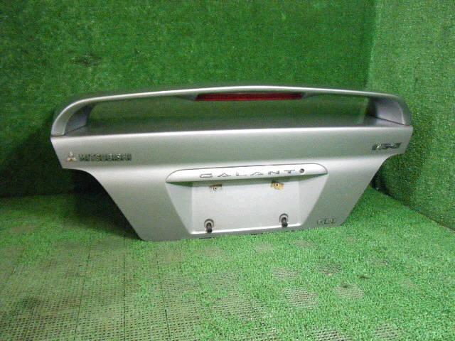 Крышка багажника MITSUBISHI GALANT EA1A. Фото 8