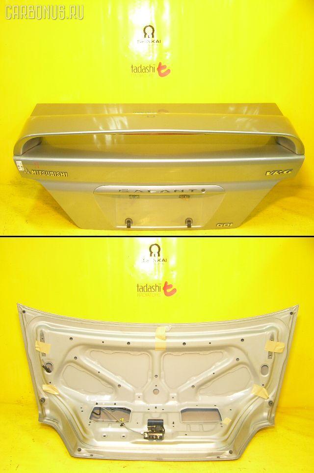 Крышка багажника MITSUBISHI GALANT EA1A. Фото 6