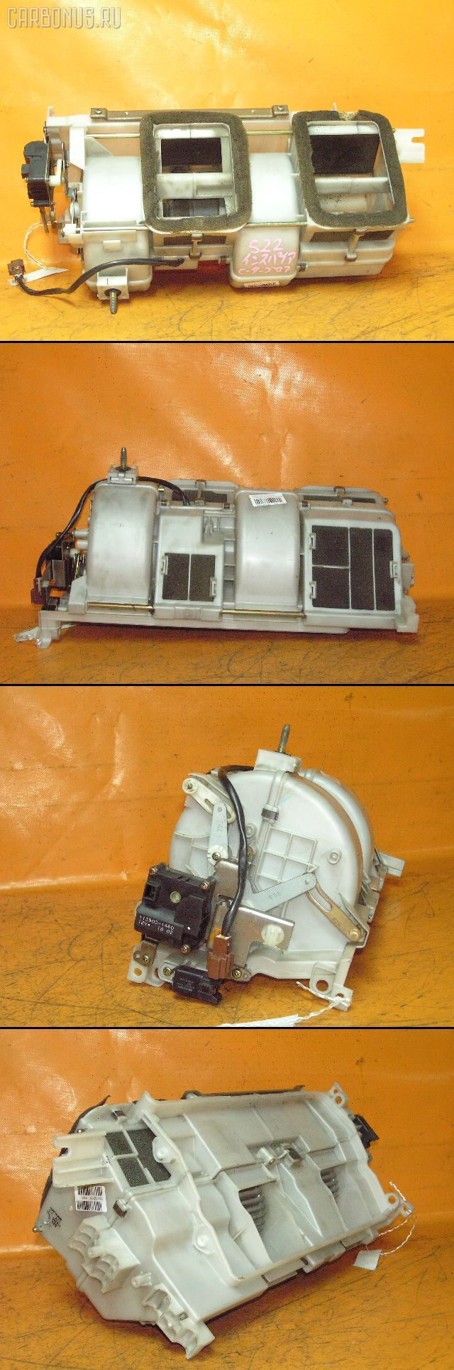 Мотор печки HONDA. Фото 2