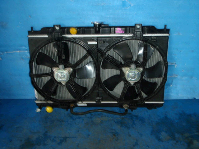 Радиатор ДВС NISSAN AD VAN VHNY11 QG18DE. Фото 7