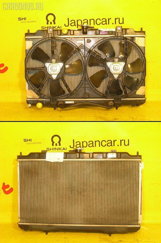 Радиатор ДВС NISSAN AD VAN VHNY11 QG18DE. Фото 5