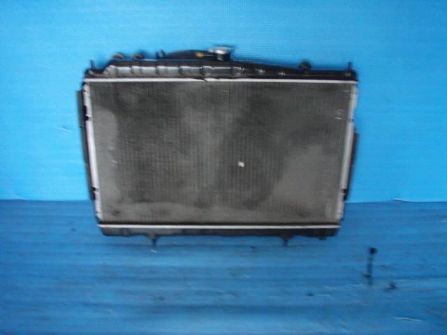 Радиатор ДВС NISSAN SKYLINE ER33 RB25DE. Фото 4