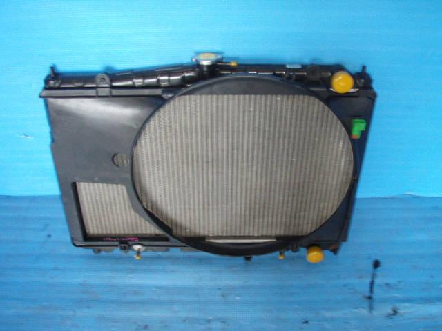 Радиатор ДВС NISSAN SKYLINE ER33 RB25DE. Фото 3