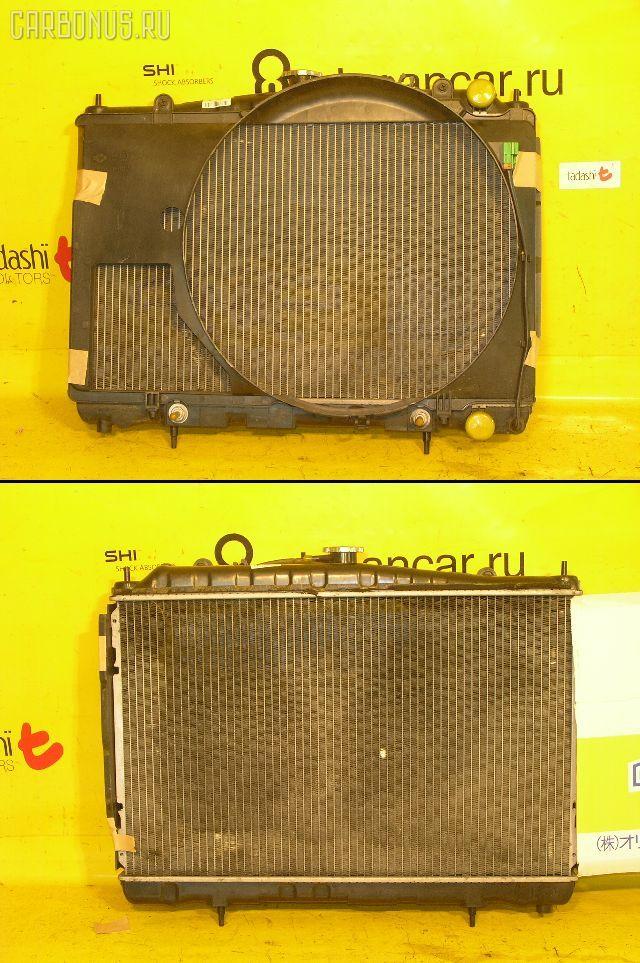 Радиатор ДВС NISSAN SKYLINE ER33 RB25DE. Фото 1