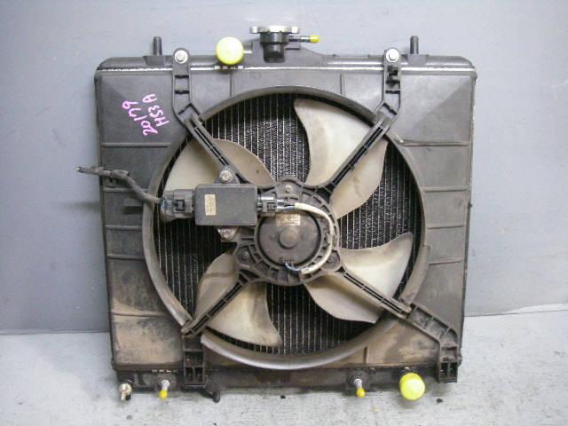 Радиатор ДВС MITSUBISHI PAJERO MINI H53A 4A30. Фото 4