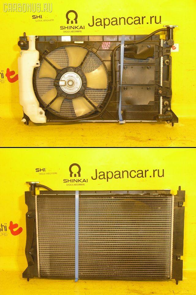 Радиатор ДВС MITSUBISHI COLT Z27A 4G15. Фото 9