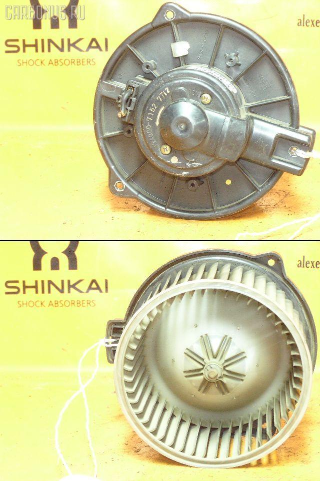 Мотор печки TOYOTA NADIA SXN10. Фото 3