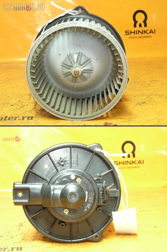 Мотор печки TOYOTA NADIA SXN10. Фото 5