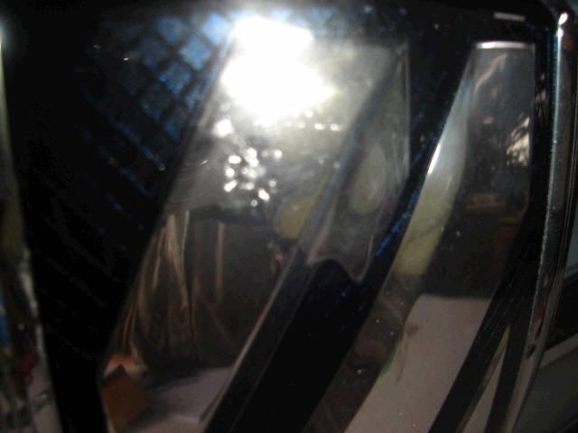 Решетка радиатора TOYOTA ALPHARD ANH15W. Фото 5