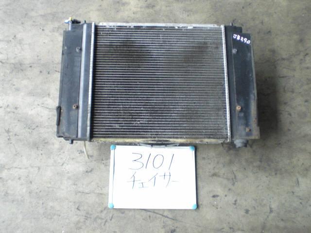 Радиатор ДВС TOYOTA JZX90 1JZ-GTE. Фото 6