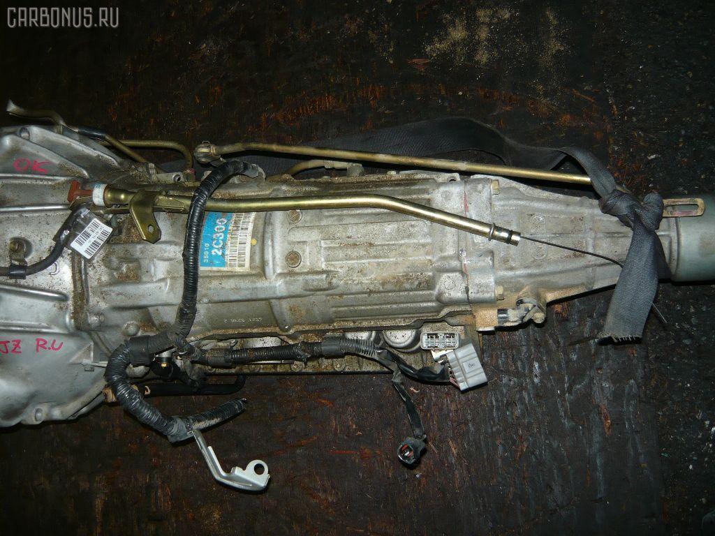 КПП автоматическая TOYOTA JZX100 1JZ-GE. Фото 4
