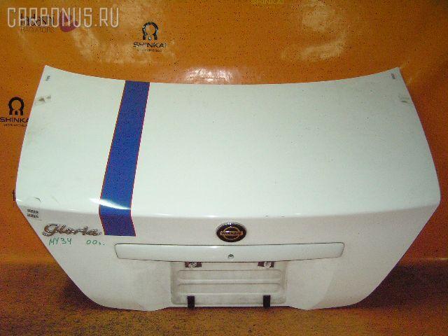 Крышка багажника NISSAN GLORIA MY34. Фото 2