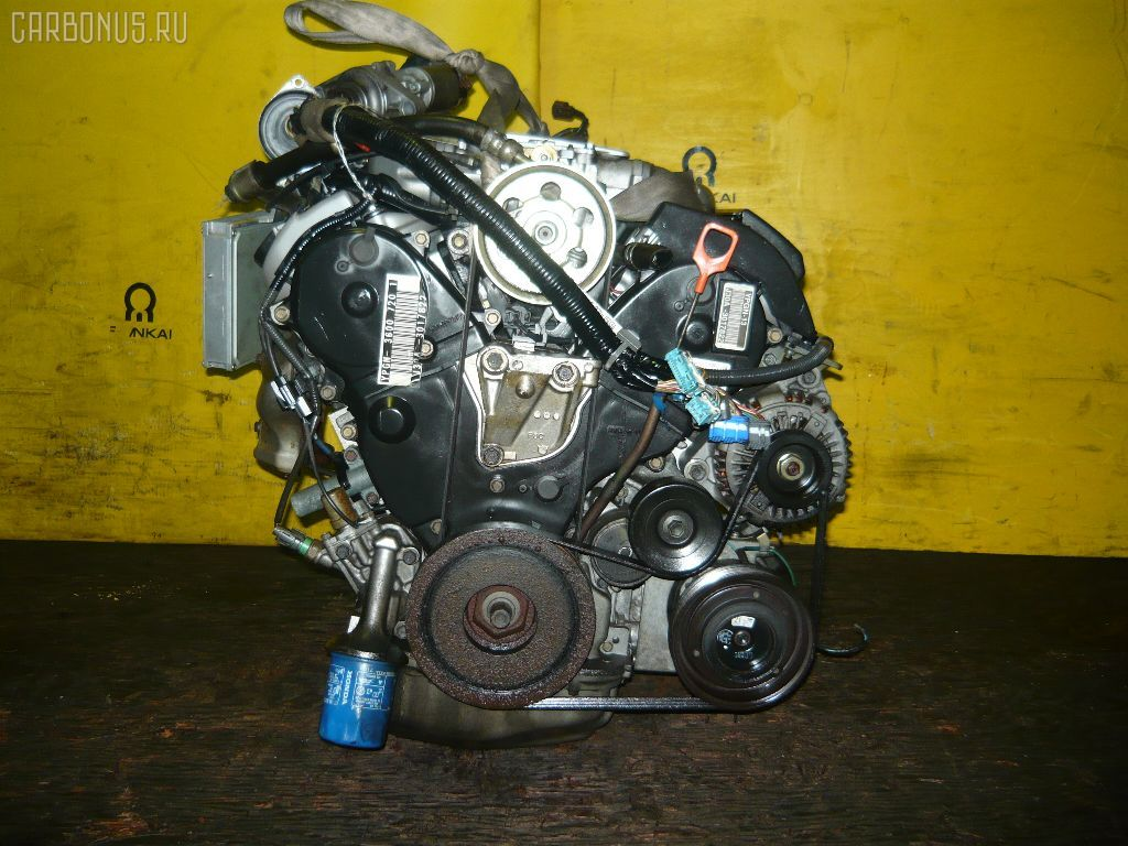 Двигатель HONDA ODYSSEY RA9 J30A. Фото 2