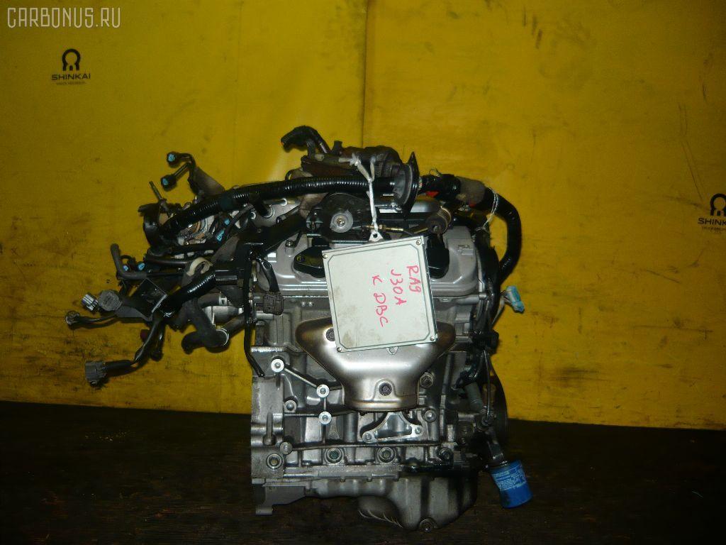 Двигатель HONDA ODYSSEY RA9 J30A. Фото 4