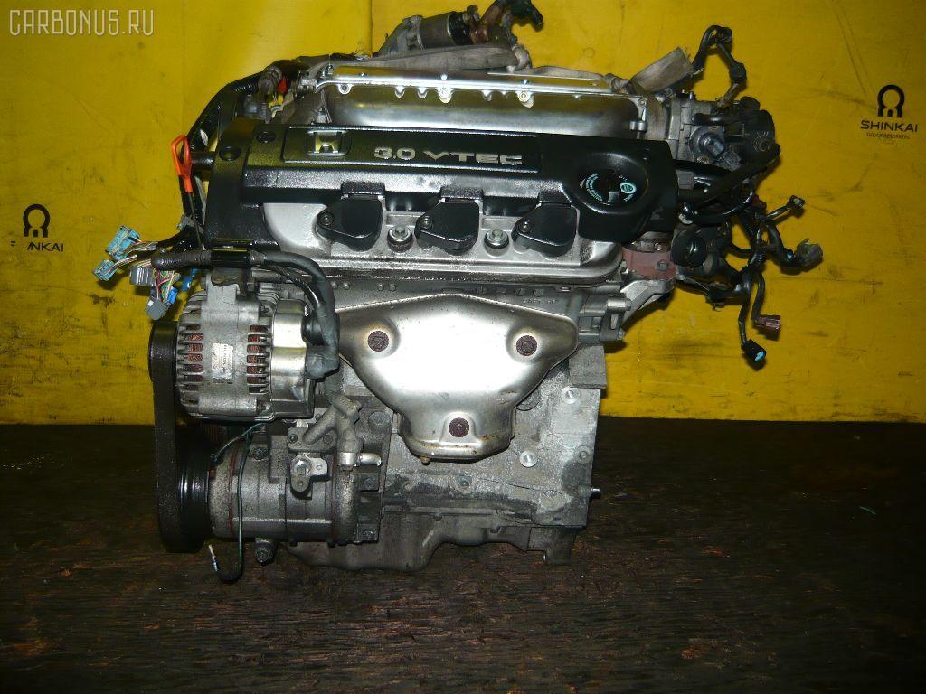 Двигатель HONDA ODYSSEY RA9 J30A. Фото 6