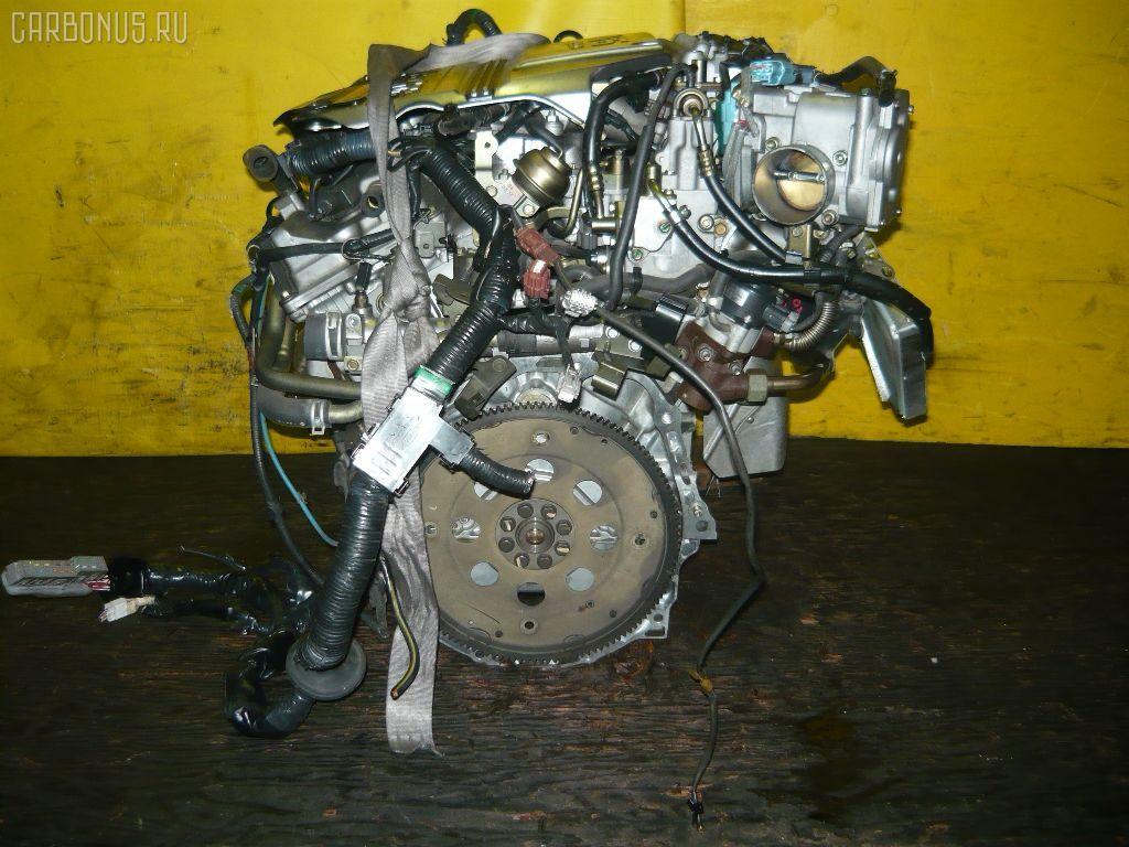 Двигатель NISSAN CEFIRO PA33 VQ25DD. Фото 3