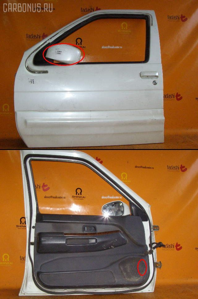 Дверь боковая NISSAN TERRANO REGULUS JRR50