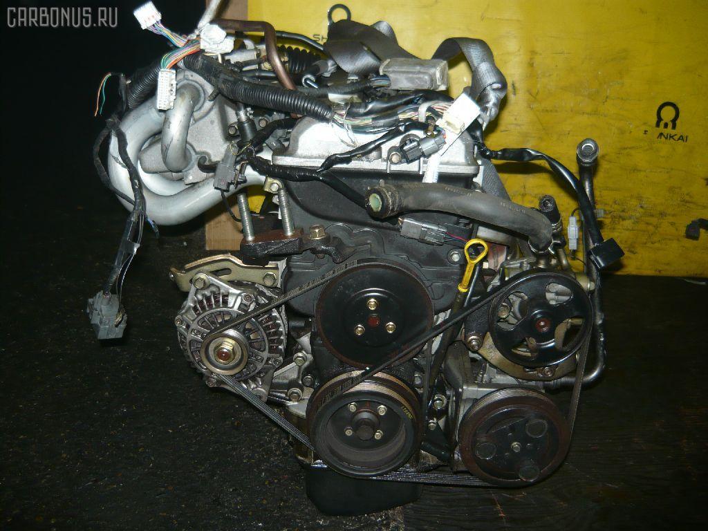 Двигатель MAZDA FAMILIA S-WAGON BJ5W ZL. Фото 2