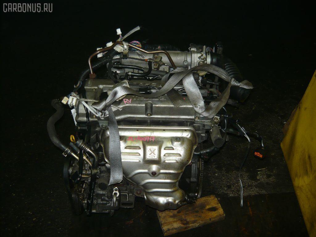 Двигатель MAZDA FAMILIA S-WAGON BJ5W ZL. Фото 4