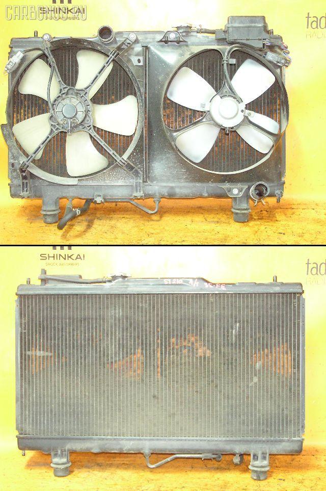 Радиатор ДВС TOYOTA CORONA PREMIO ST210 3S-FE. Фото 2