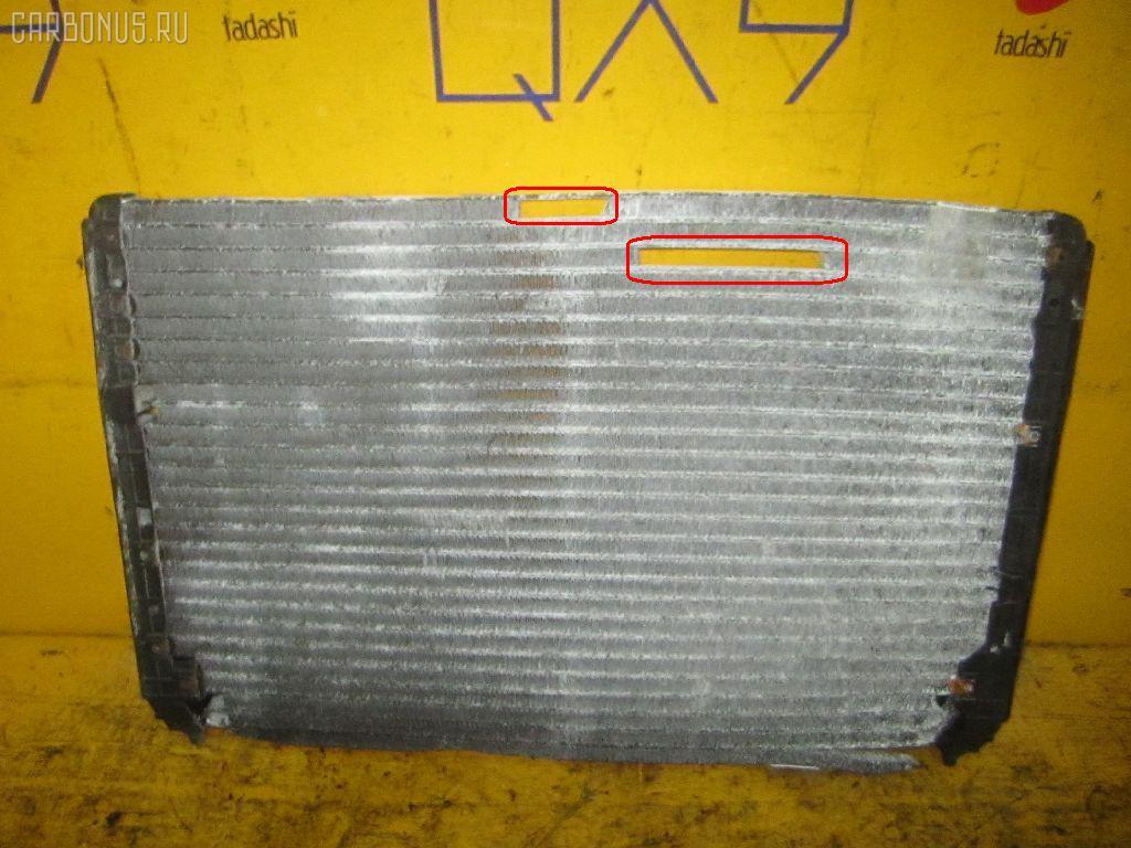 Радиатор кондиционера TOYOTA CROWN JZS151. Фото 6