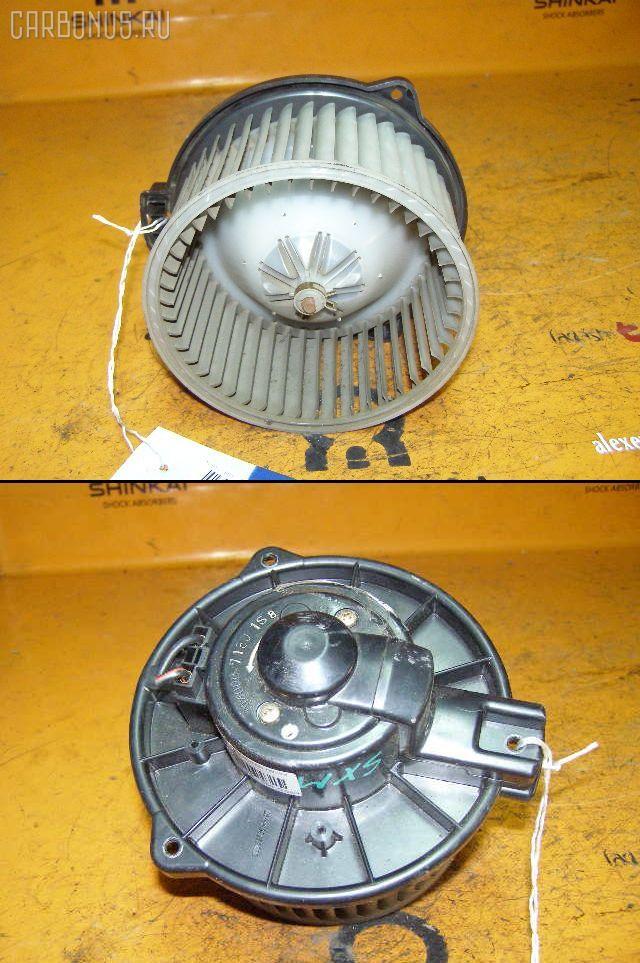 Мотор печки TOYOTA NADIA SXN10. Фото 6