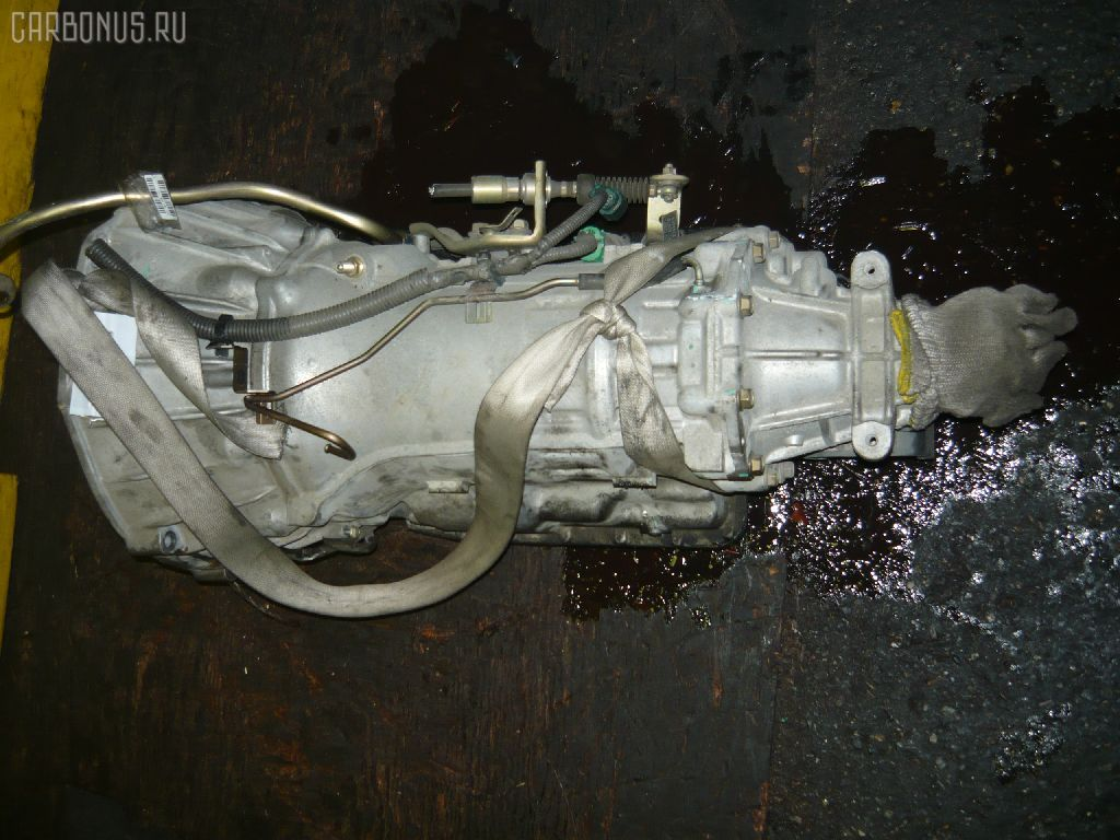 КПП автоматическая NISSAN ELGRAND E51 VQ35DE. Фото 7