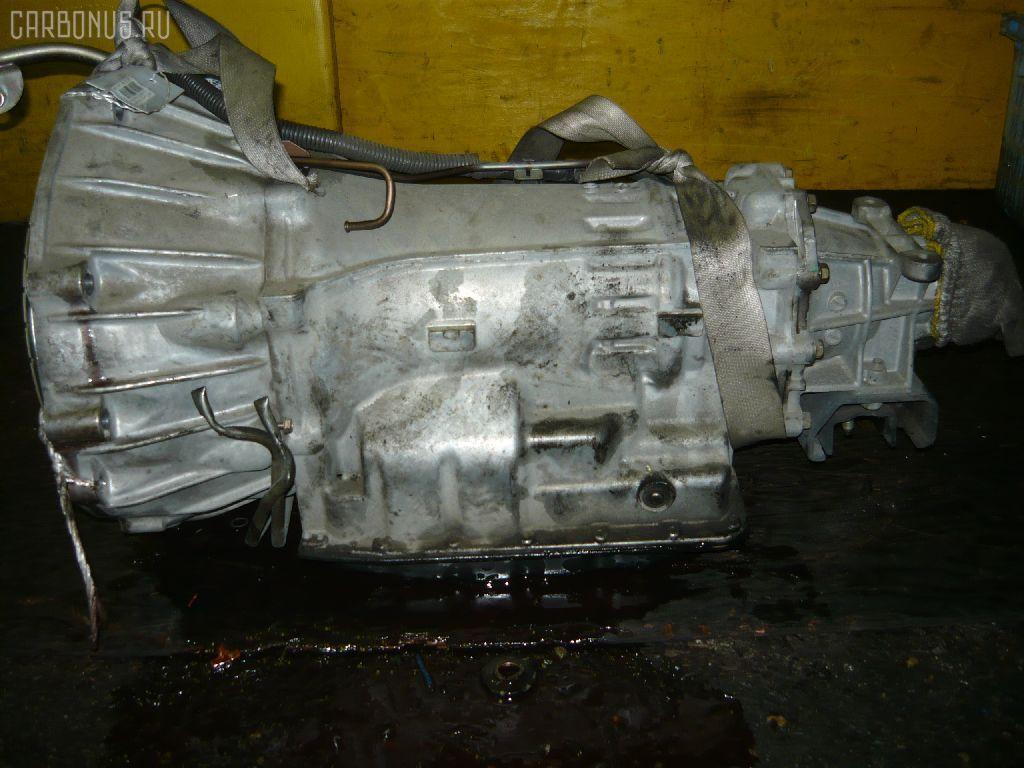 КПП автоматическая NISSAN ELGRAND E51 VQ35DE. Фото 8