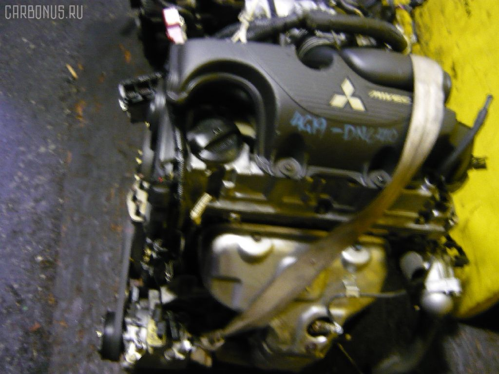 Двигатель MITSUBISHI COLT Z25A 4G19. Фото 2