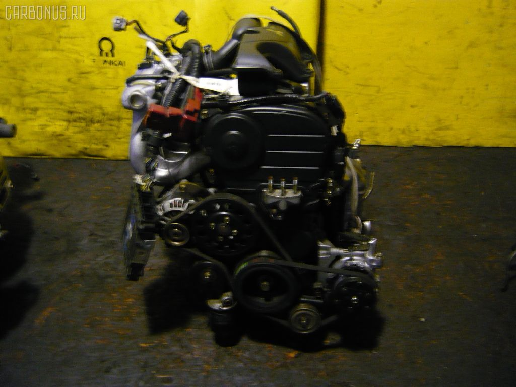 Двигатель MITSUBISHI COLT Z25A 4G19. Фото 3